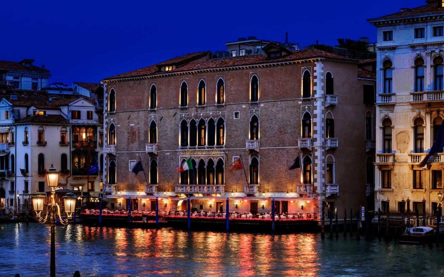 the gritti palace hotel exterior