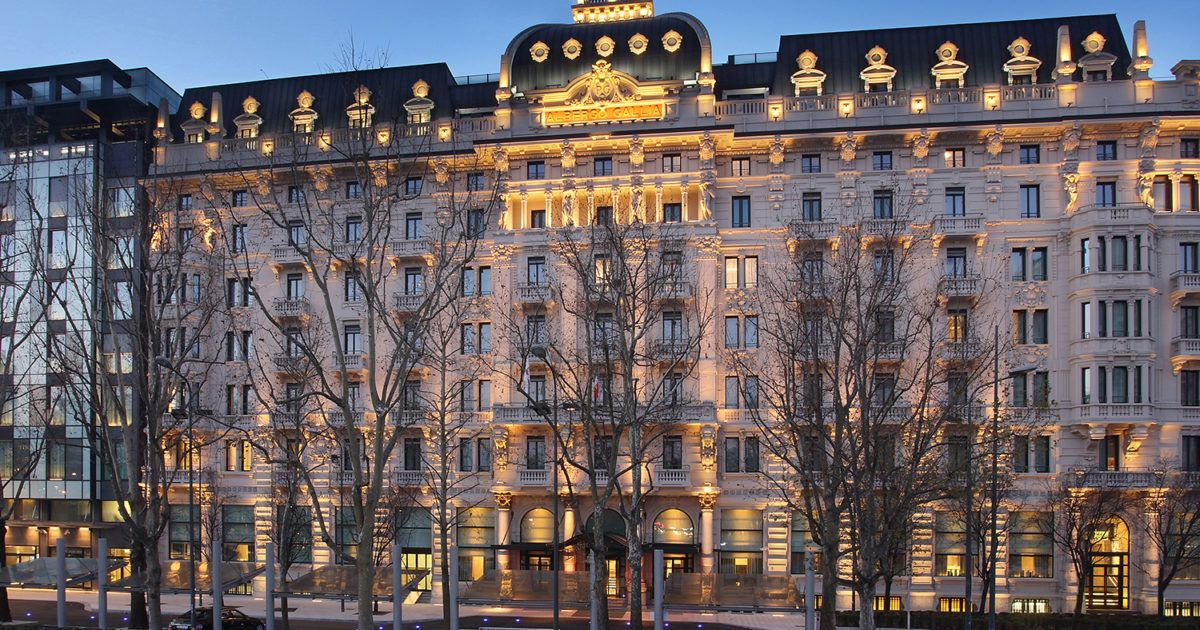 Excelsior Hotel Gallia A Luxury Collection Hotel Defining